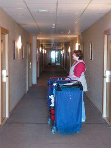 Фотографии установок в гостиницах